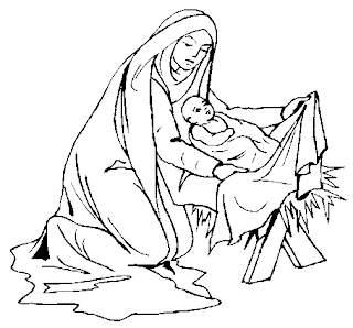 Desenhos de Jesus para download