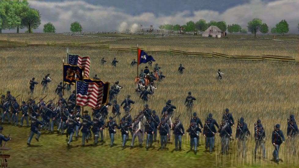 confederate day essay gettysburg leadership three union