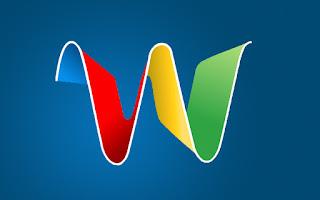 Wave Logo Google