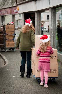 Charity work in Cornwall