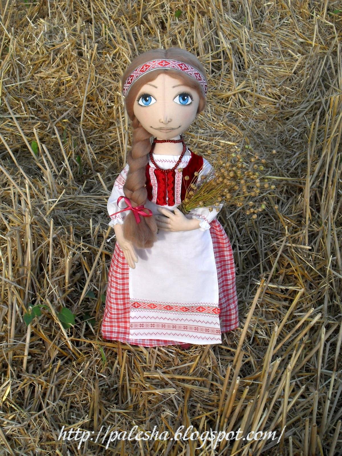 Национальный костюм белоруссии своими руками