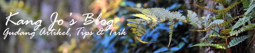 Gudang Artikel, Tips & Trik