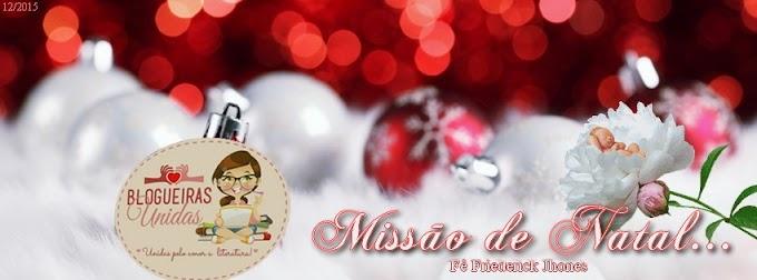 Missão de Natal - Fê Friederick Jhones