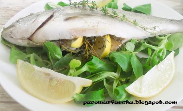 prepis na rybę po grecku, przepis na doradę po grecku