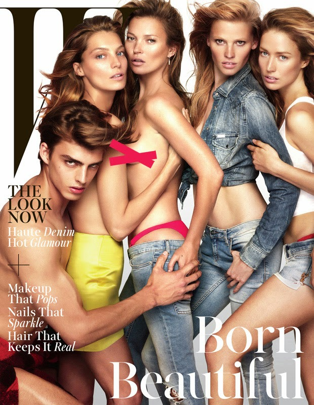 Supermodels-Cover-W-Magazine-November-2014