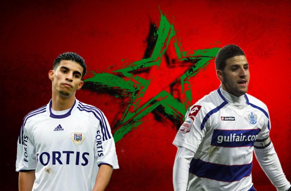 Híbrido Taarabt - Boussoufa FIFA 15 Ultimate Team, hybrid Taarabt - Boussoufa FUT 15