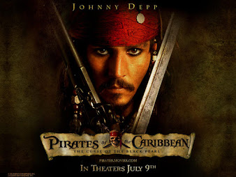 #2 Pirates of The Caribbean Wallpaper