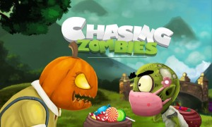Chasing Zombies MOD APK (Unlimited Candy)