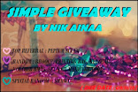Simple Giveaway by Nik Ainaa