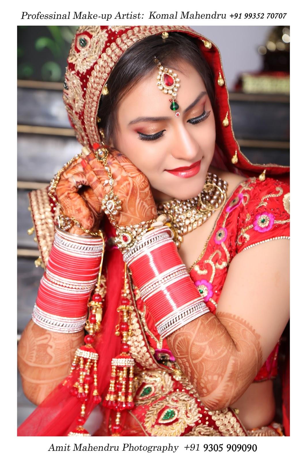 Komal mahendru s professional makeup lucknow india bridal makeup -  Komal Mahendru S Professional Makeup Lucknow India Beauty