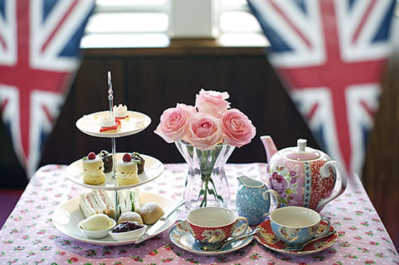 Country that Drinks the Fifth Most Tea - United Kingdom