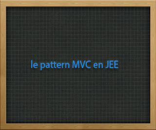 le pattern MVC en JEE