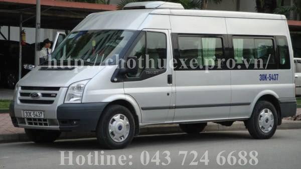 Cho thuê xe 16 chỗ đi Yên Tử từ Hà Nội