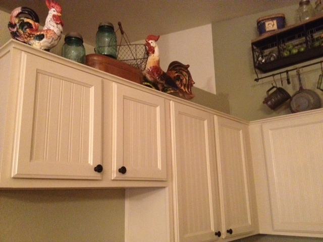 Weathered Or Not Kitchen Cabinet Makeover Tutorial