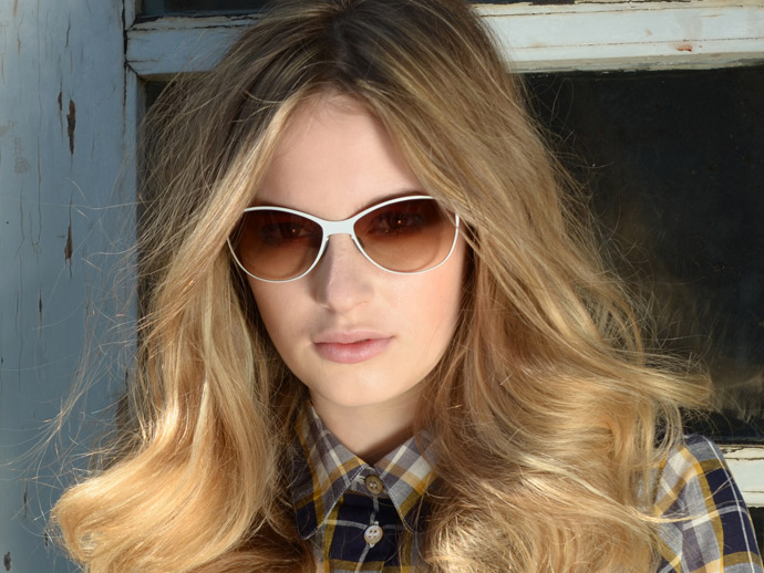 Götti getti pair of Spin&Stow sunglasses - new hinge alert