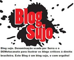 Selo de Blog Sujo