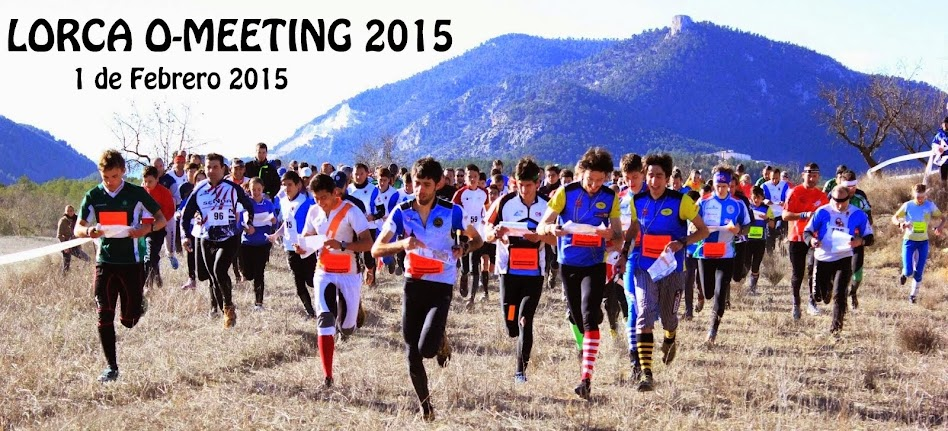 Lorca O-Meeting 2015
