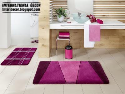 Rugs for Bathroom Floor