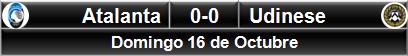 Atalanta 0-0 Udinese