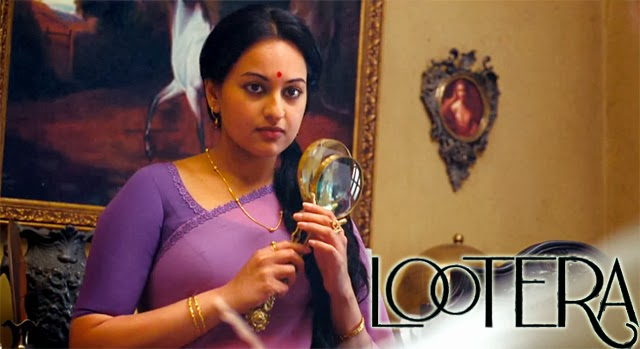 Sonakshi Sinha in the movie Lootera