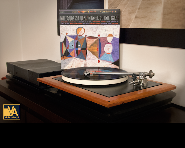 A Rodar: Charles Mingus - Mingus Ah Um - ORG 2LP 45rpm AhUmVA
