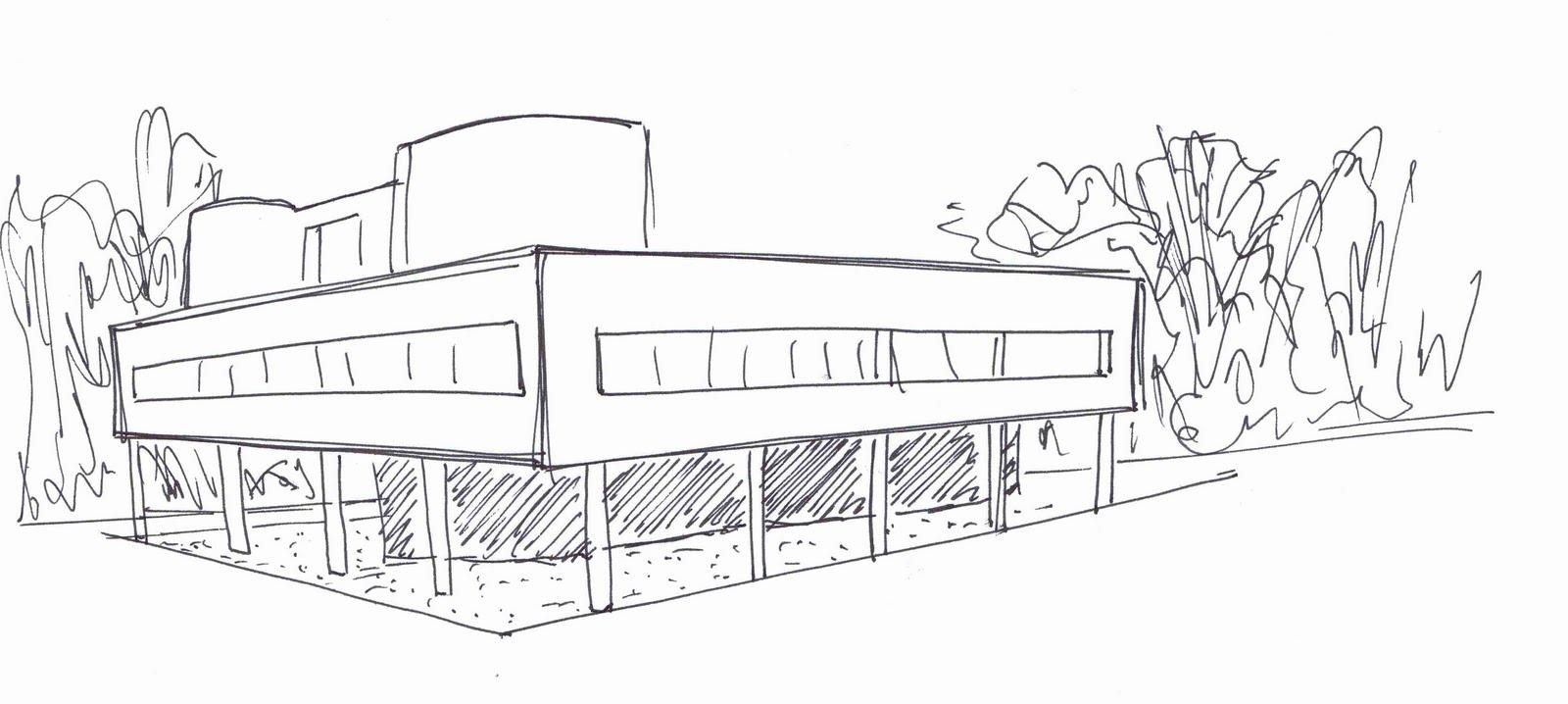 Buscando El Camino Dibujos Arquitect Nicos 1
