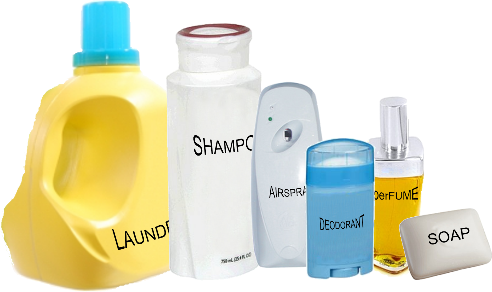 Toxic Chemicals In Personal Care