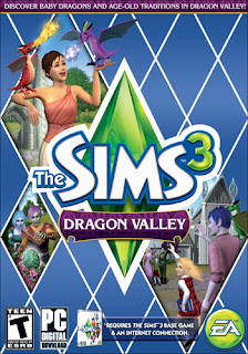 The Sims 3: Dragon Valley Add-ons
