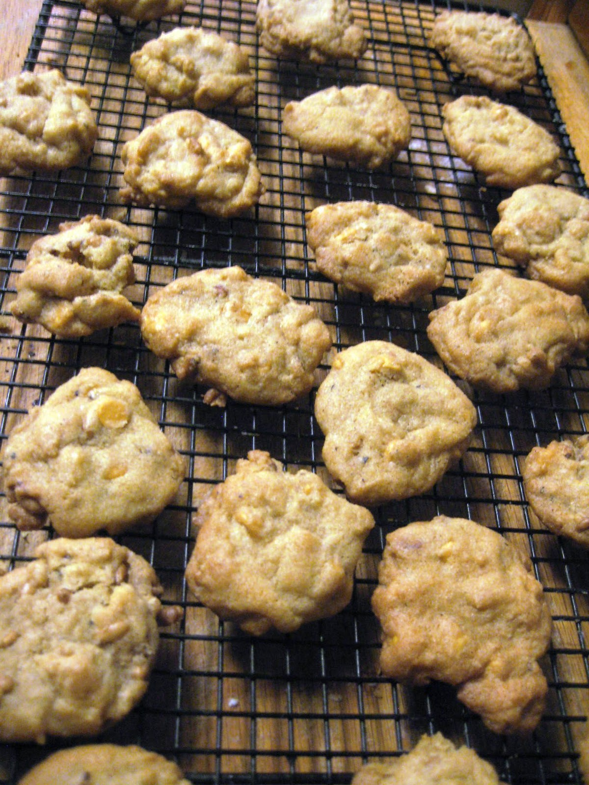 sauce chocolate caramel cookies with sea salt salt and pepper ...