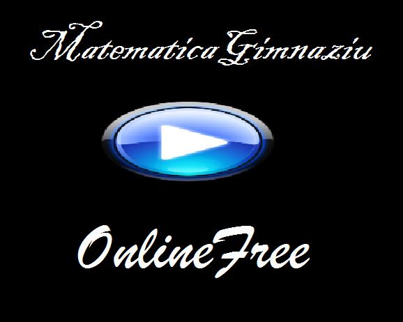OnlineFree LECTII VIDEO EVALUARE NATIONALA MODELE de SUBIECTE