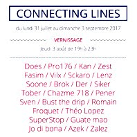 Connecting lines / Creative Debuts / City Of Talents / London / 2017