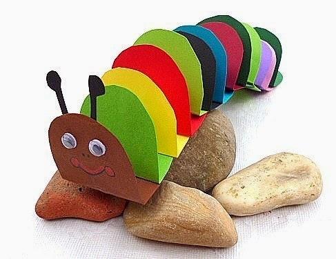 насекомые знакомство для детей