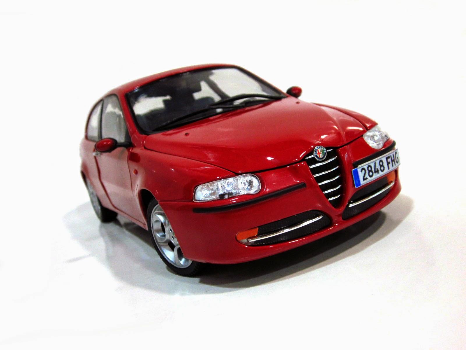 Alfa Romeo 147 1.9 JTD '01 - RickoRicko