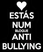 Diga não ao Bullying