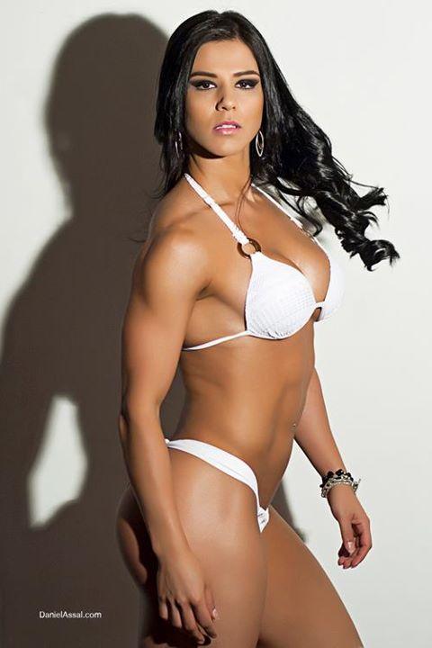Female Fitness, Figure and Bodybuilder Competitors: Eva