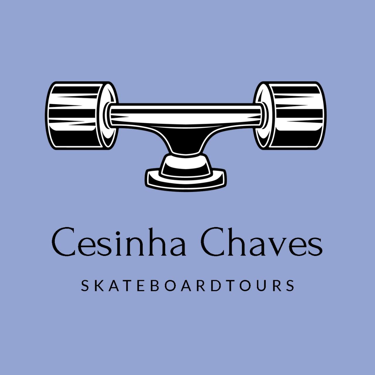 Cesinha Chaves Skateboard Tours