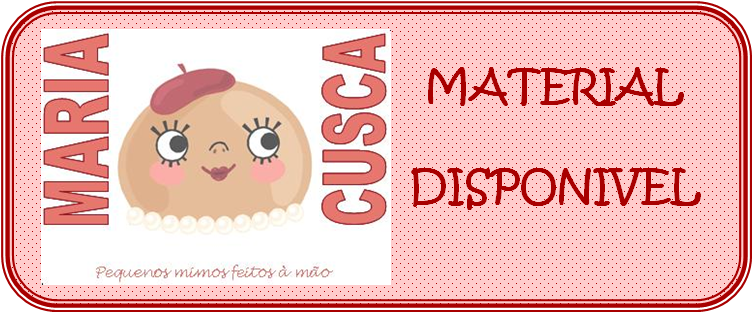 Maria Cusca-materiais