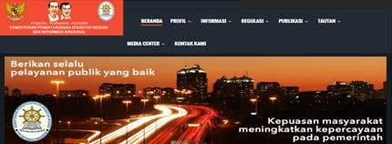 MENPAN Site