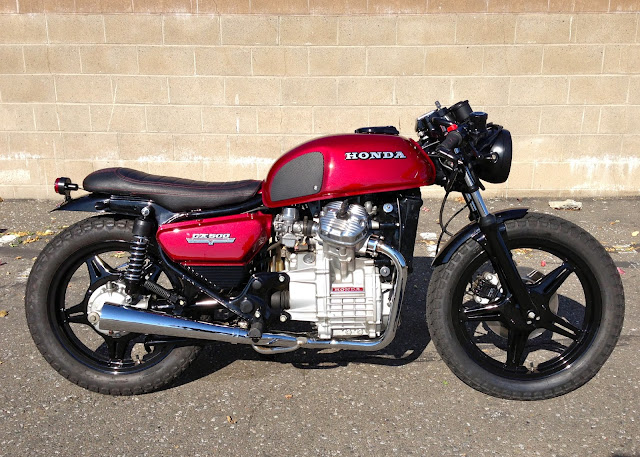 Honda CX 500 Cafe