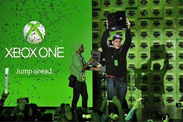 Más de tres millones de consolas vendidas de la Xbox One