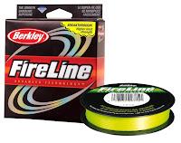 Fireline fiskesnøre tåler enorme belastninger og er et godt valg til sportsfiske i saltvann og ferskvann
