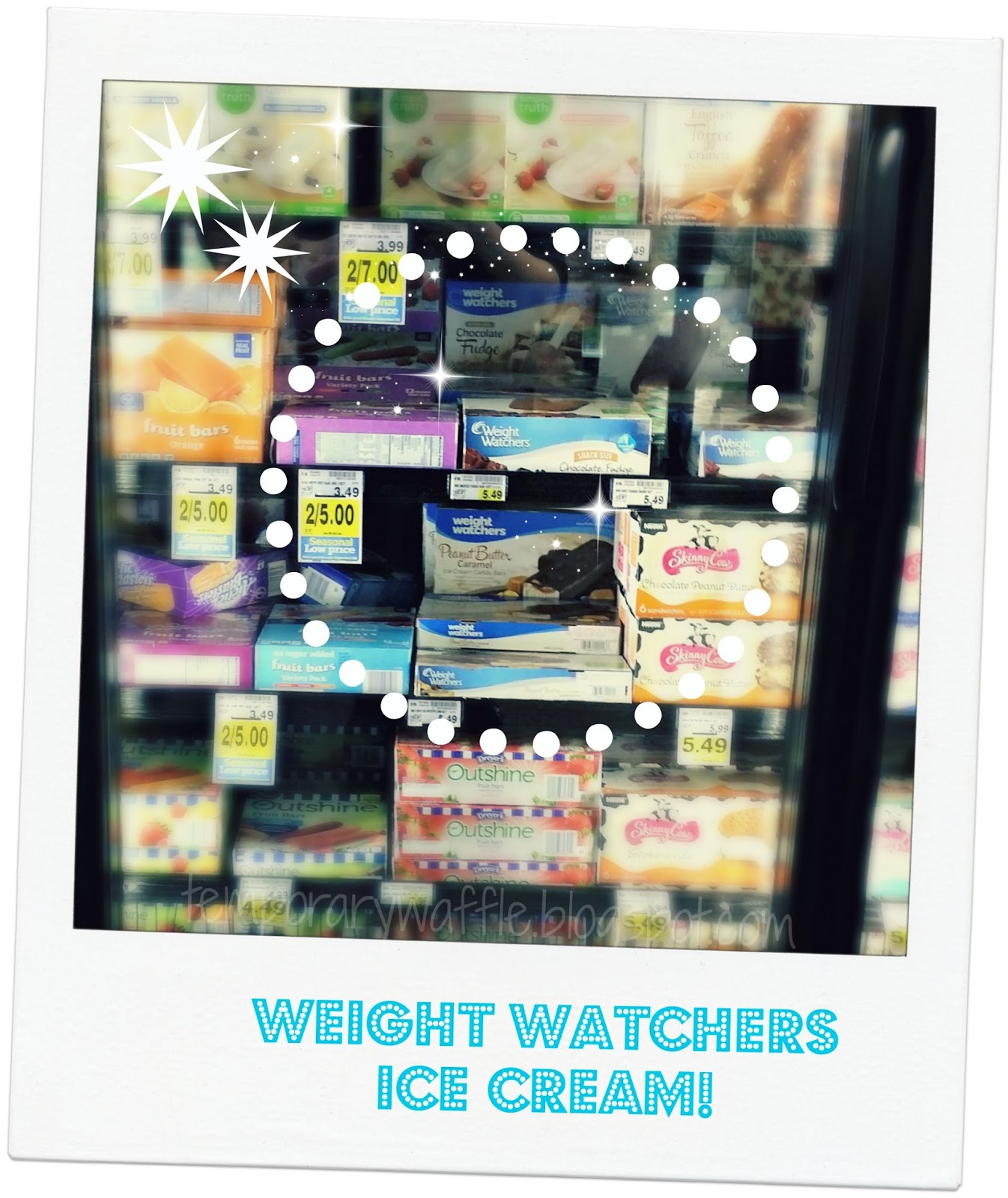 Weight Watchers Ice Cream Sandwich Cake