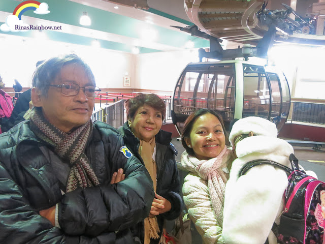 Hakone Sky Gondola
