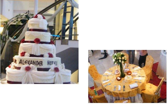 nunta la hotel Alexander, miresici expo