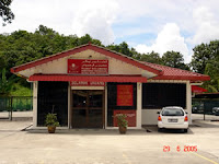 Brunei Post Office Lumapas