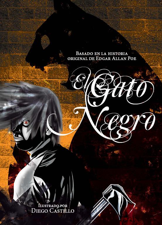 El Gato Negro / Novela Gráfica