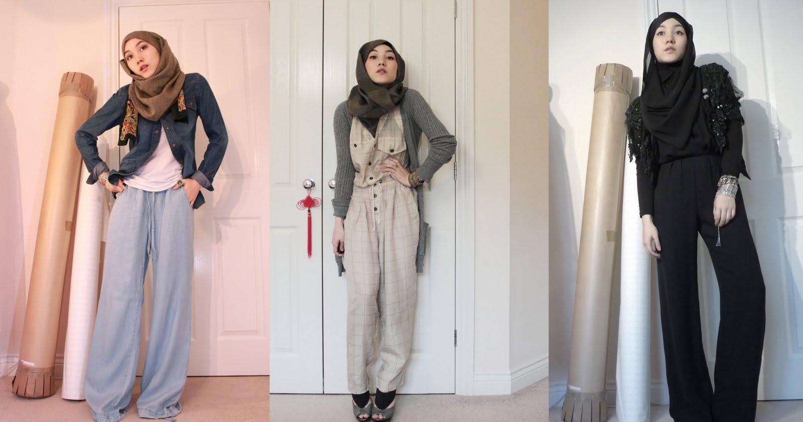 Look At Me Hijab Fashion Inspiration