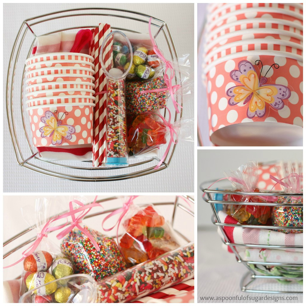 Easter gift ideas a spoonful of sugar easter sundae kit negle Gallery