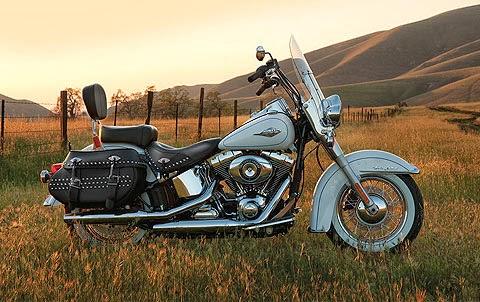 Used Harley Davidson Motorcycle