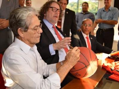 Vitória estreia na elite do basquete nacional em novembro 2015